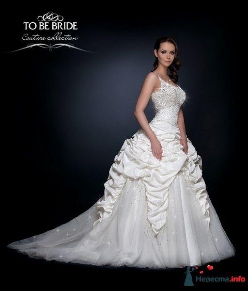 """Фото 114627 в коллекции Коллекция To Be Bride Couture - Свадебные платья """"To be Bride"""""""