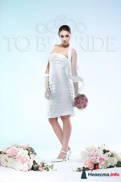 """Фото 114638 в коллекции Свадебные платья (коллекция 2010) - Свадебные платья """"To be Bride"""""""