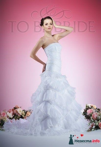 """Фото 114639 в коллекции Свадебные платья (коллекция 2010) - Свадебные платья """"To be Bride"""""""