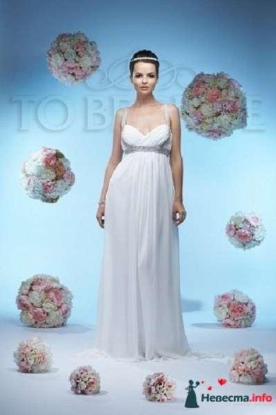 """Фото 114640 в коллекции Свадебные платья (коллекция 2010) - Свадебные платья """"To be Bride"""""""