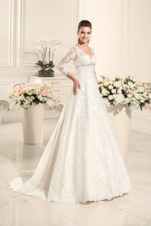 Фото 7506386 в коллекции Портфолио - Свадебный салон Malinelli
