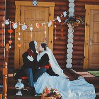 Идеи оформления свадьбы в русском стиле