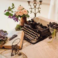 Идеи свадебного декора в ретро стиле, винтаж