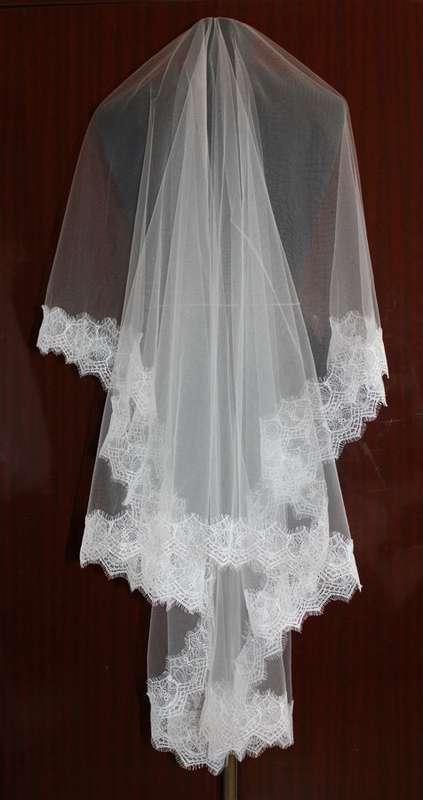 Фото 1144135 в коллекции Фаты. Индивидуальный пошив - Свадебный салон Ceremony