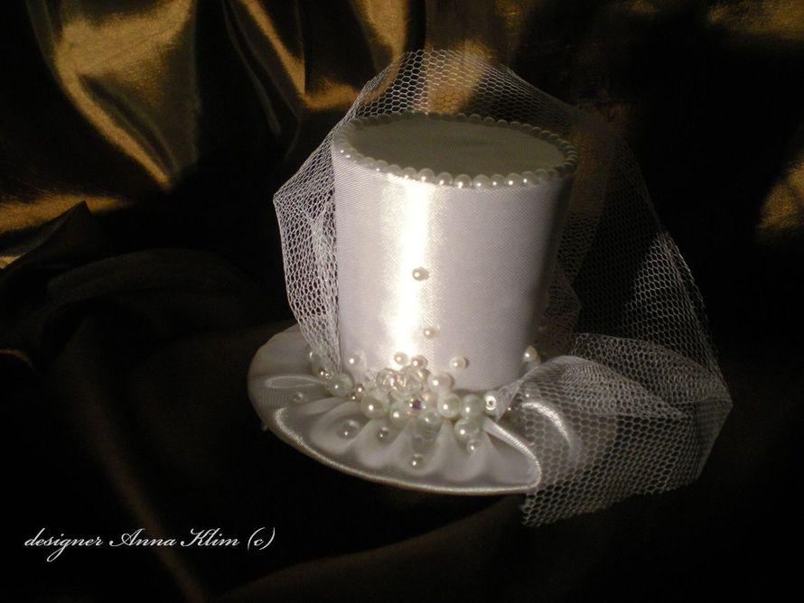 Как сделать цилиндр на свадебную машину своими руками