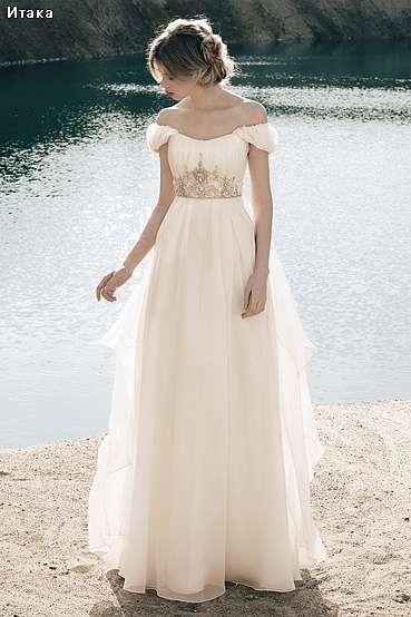 Свадебное платье Итака - фото 2230616 Свадебный салон Cocon