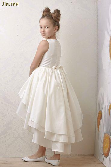 Фото 2232052 в коллекции Детские платья Flowers of life - Свадебный салон Cocon