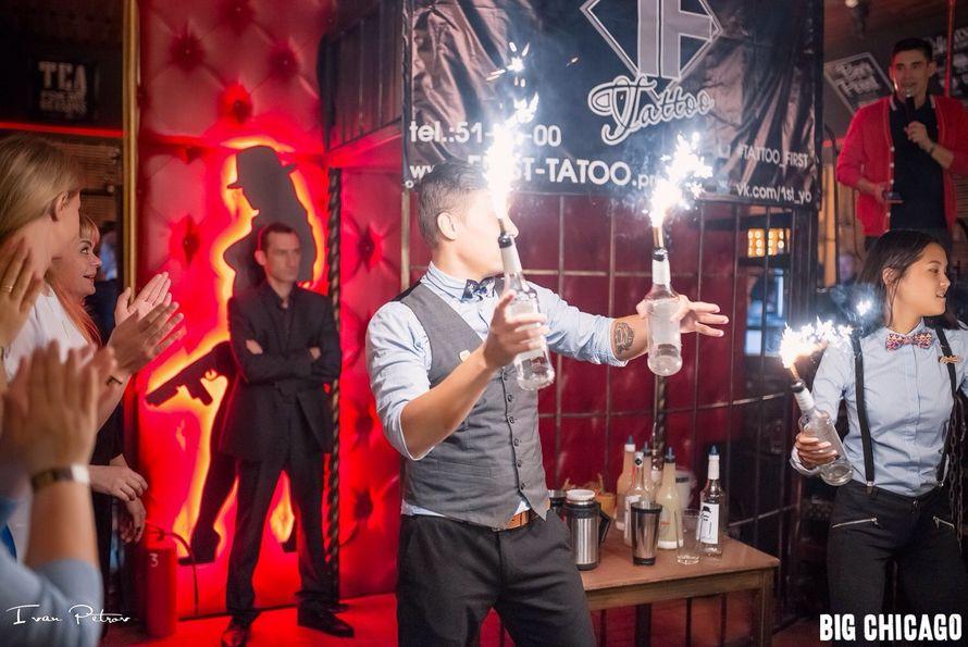 Фото 12274618 в коллекции Портфолио - MegaBarShow - бармен шоу