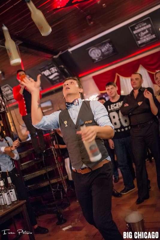 Фото 12274632 в коллекции Портфолио - MegaBarShow - бармен шоу