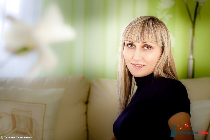 Портретная фотосъёмка в Калининграде - фото 120391 Фотограф Татьяна Тельминова