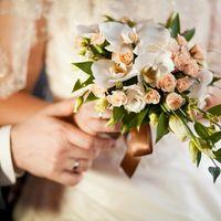 Свадьба в шоколадных тонах. Фото: Мария Десюкова