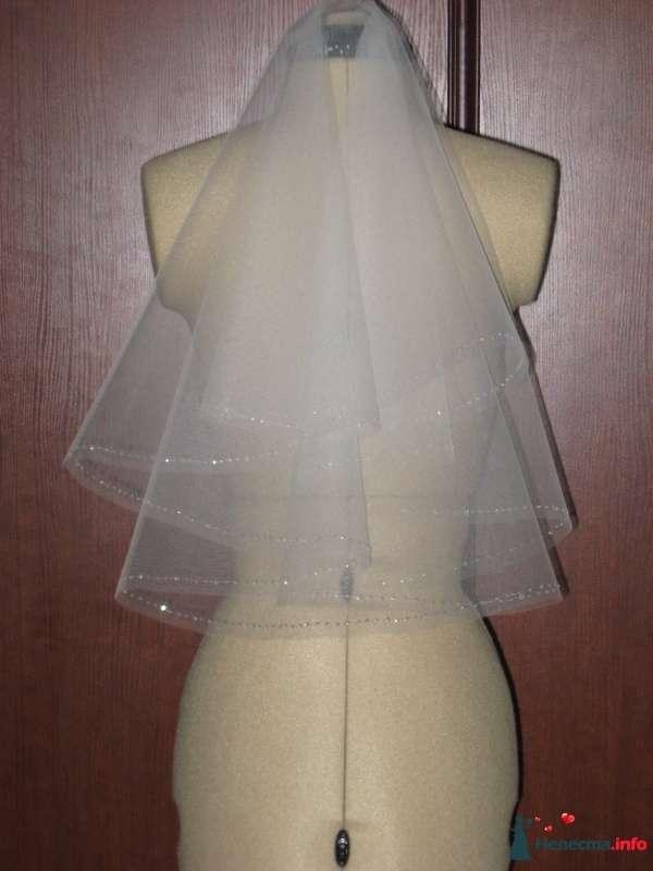 короткая фата 2 - фото 119000 Sunshine - аксессуары для невесты