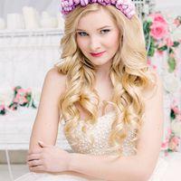 Свадебный макияж и прическа Вероника Харламова; Свадебный фотограф Стас Медведев