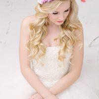 Свадебный макияж и прическа - Вероника Харламова