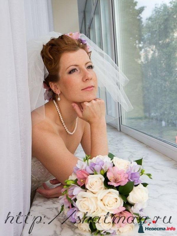 Фото 344826 в коллекции Мои работы. Невесты. - Свадебный стилист Татьяна Шатман