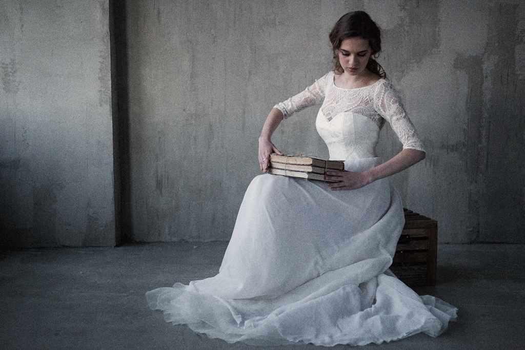 dolls 002 - фото 3667617 Cathy Telle - свадебные платья
