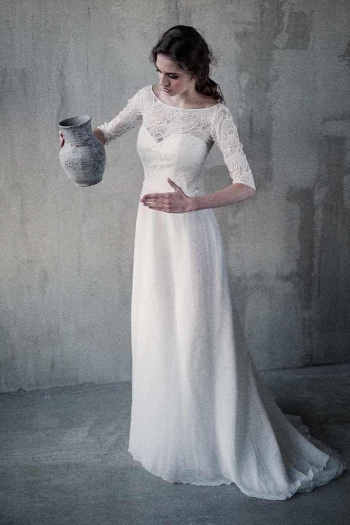 dolls 002 - фото 3667619 Cathy Telle - свадебные платья