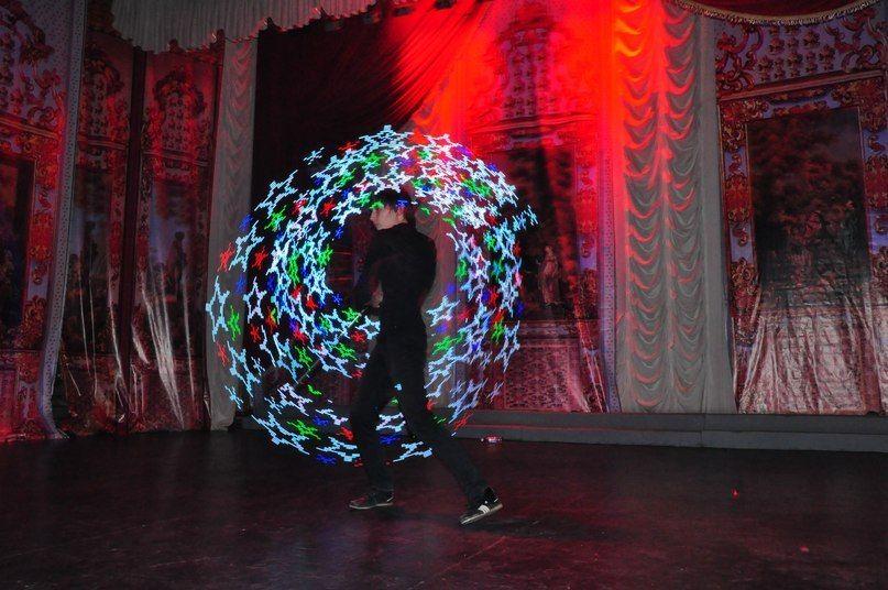 "Фото 1227569 в коллекции Мои фотографии - Театр огня ""Мидгард"" - фаер-шоу"
