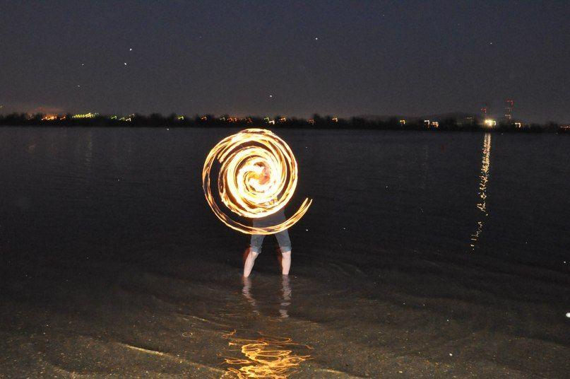 "Фото 1227579 в коллекции Мои фотографии - Театр огня ""Мидгард"" - фаер-шоу"