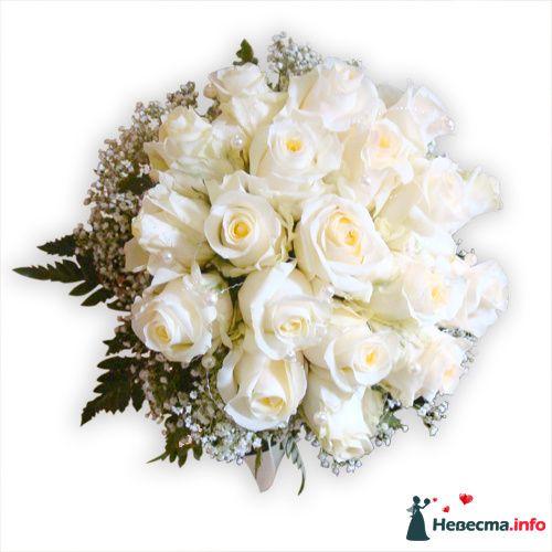 Свадебный букет - фото 119158 Невеста01