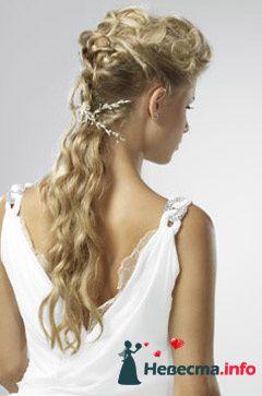 Фото 123581 в коллекции Свадебные причёски