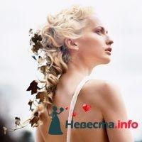 Фото 123585 в коллекции Свадебные причёски - Ellina