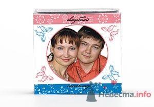 Фото 12291 в коллекции Свадебные шоколадки - Foxysu - приглашения на свадьбу