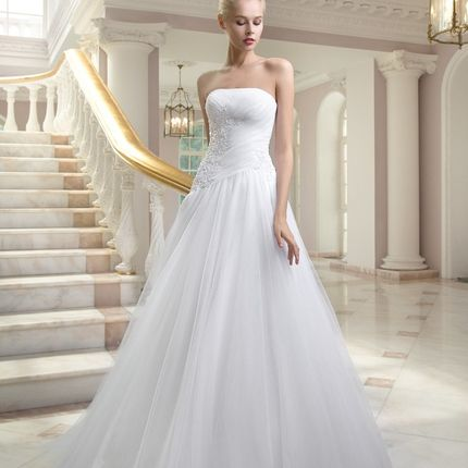 Свадебное платье - модель 1243