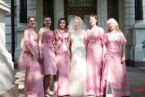 Подружки невесты Wedding Consult - фото 11125 Свадебное агентство Wedding Consult