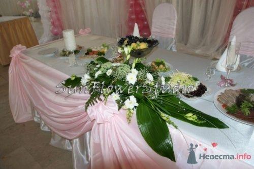 Фото 10604 в коллекции Оформление свадьбы в Мэрии - SunFlowerStudio - стильное оформление торжеств