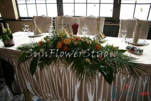 """Фото 10612 в коллекции """"Пиратская"""" свадьба! - SunFlowerStudio - стильное оформление торжеств"""