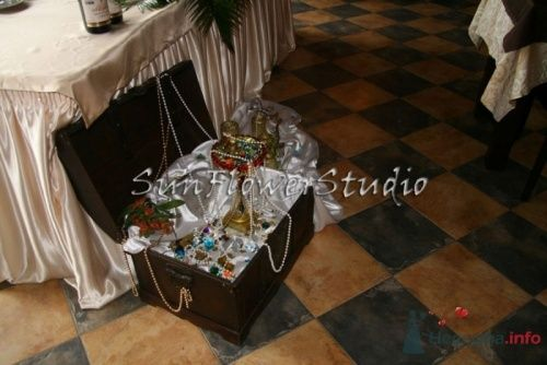 """Фото 10613 в коллекции """"Пиратская"""" свадьба! - SunFlowerStudio - стильное оформление торжеств"""