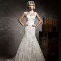 Моё идеальное свадебное платье.