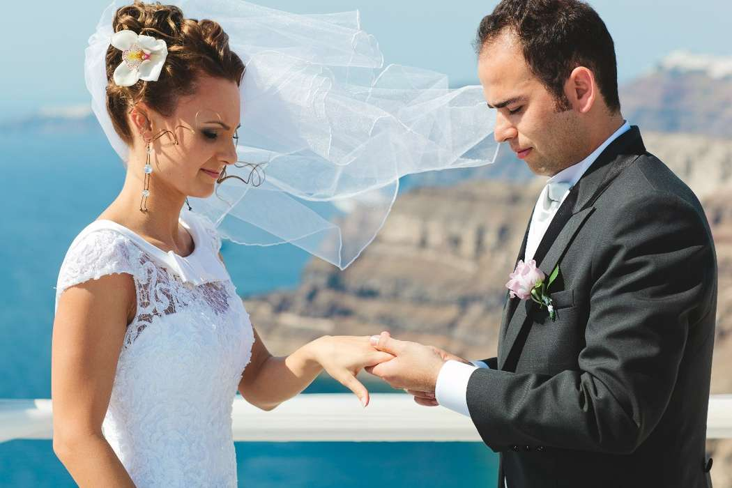 Фото 1159751 в коллекции Кристина и Хайме!!! - Exclusivaweddings - организация свадьбы на Санторини