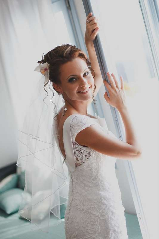 Фото 1159769 в коллекции Кристина и Хайме!!! - Exclusivaweddings - организация свадьбы на Санторини