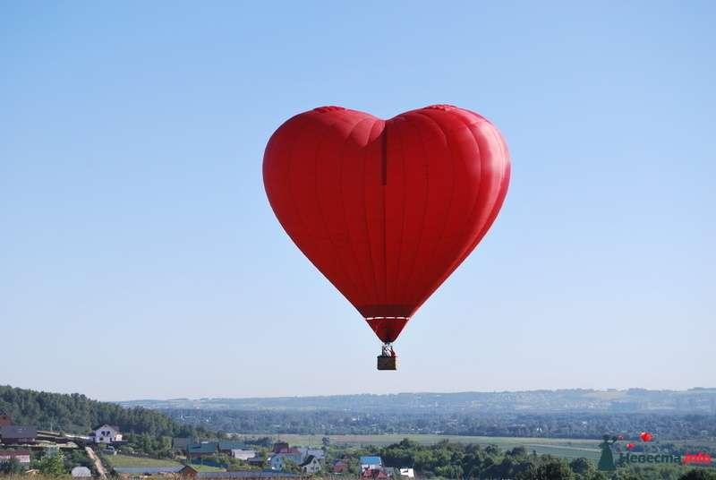 Фото 122012 в коллекции Воздушный шар Сердце - Невеста01
