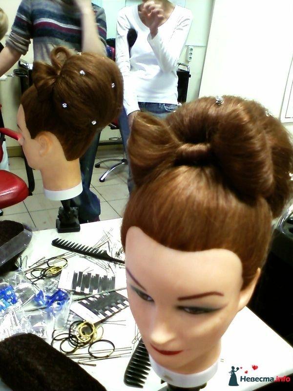 бобетта с баньтиком - фото 124720 Свадебный стилист Марина Комарова