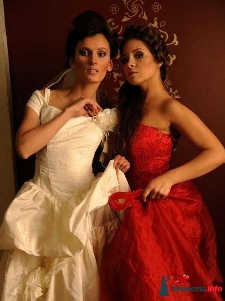 мои: причёски и визаж на можели справа - фото 124742 Свадебный стилист Марина Комарова