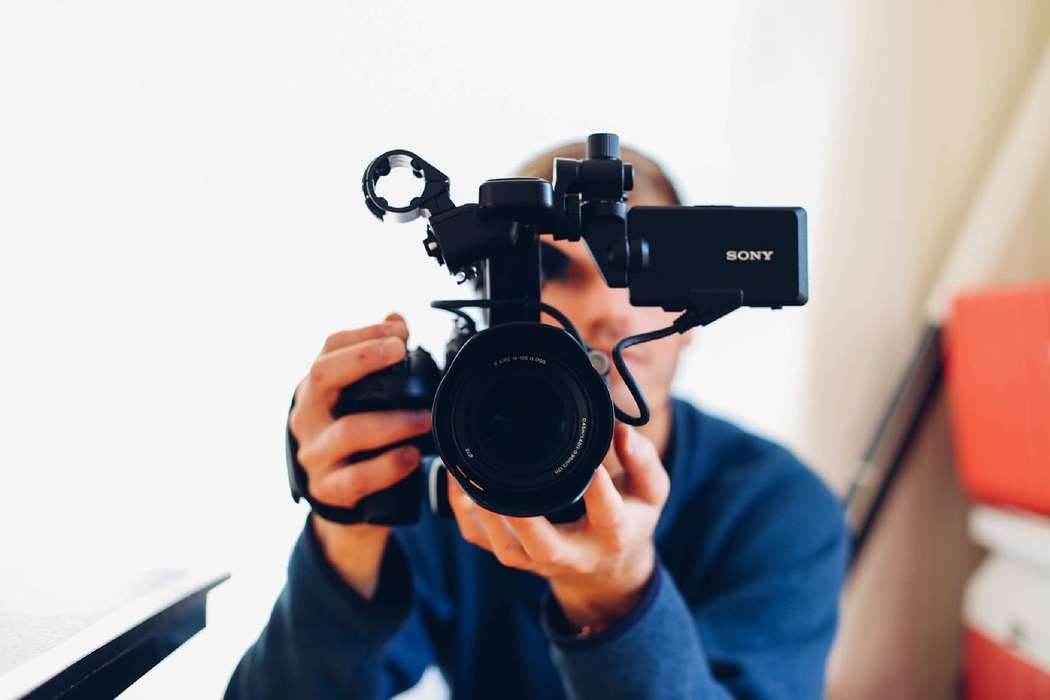 "Фото 18201470 в коллекции Портфолио - Студия ""Мотор"" - видеосъёмка"