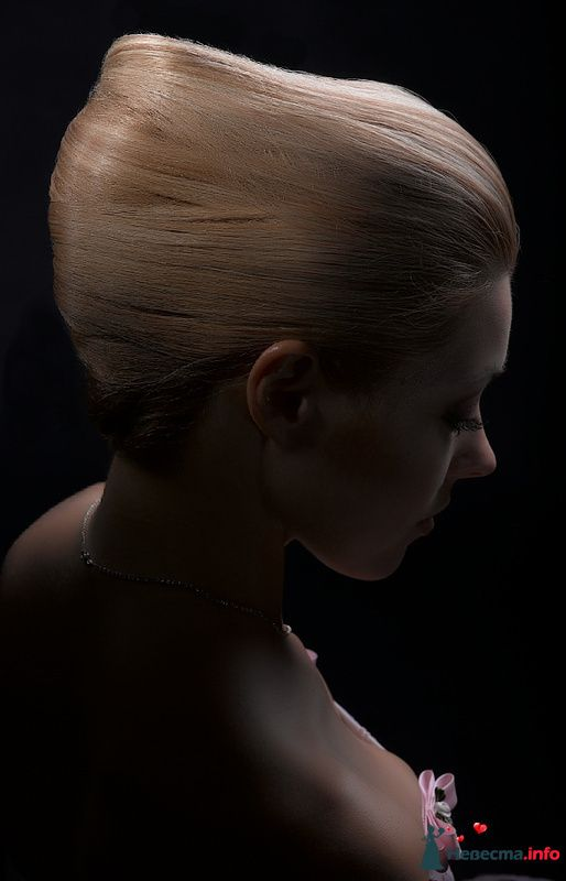 Фото 123768 в коллекции Невесты. Прическа и макияж. - Свадебный стилист - Кулагина Марина