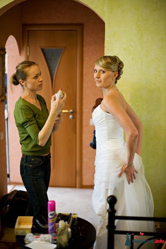 Фото 123779 в коллекции На работе - Свадебный стилист - Кулагина Марина