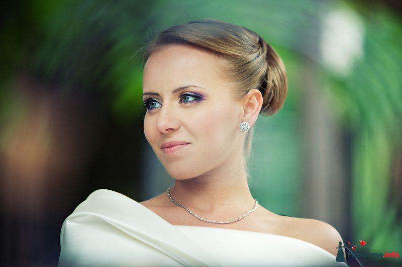 Фото 123784 в коллекции Невесты. Прическа и макияж. - Свадебный стилист - Кулагина Марина