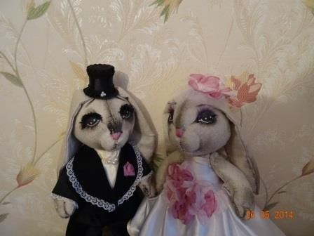 Куклы женатики
