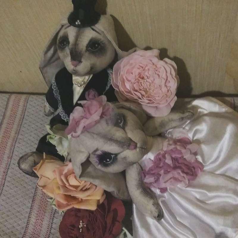 """Фото 18856764 в коллекции Свадьба для души и сердца - Мастерская аксессуаров """"У Натальи"""""""