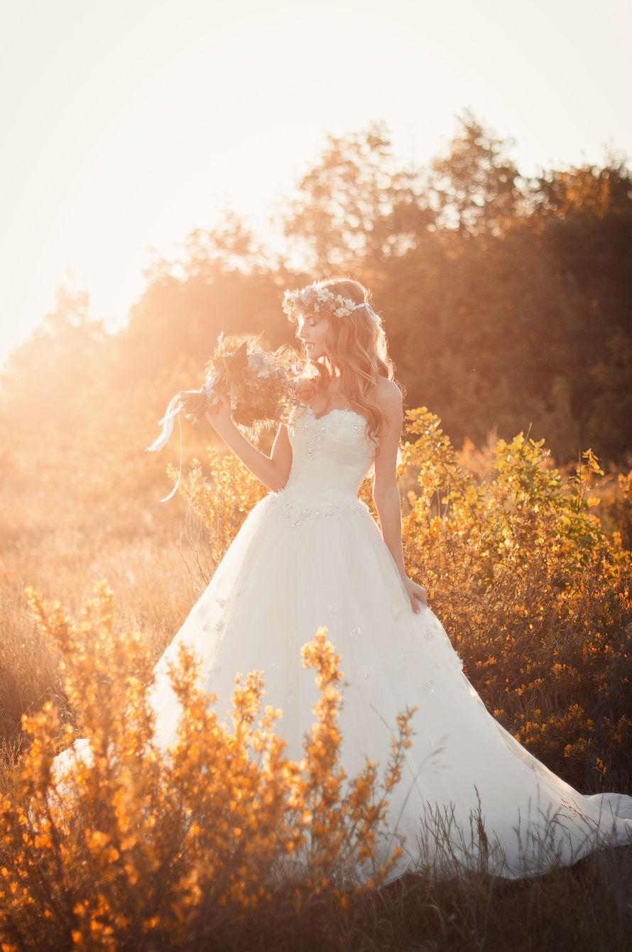 Свадьба на закате фото