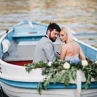 Крым. Свадебная прогулка на море