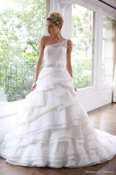 """Фото 1202869 в коллекции Мои фотографии - Свадебное ателье """"Оттенки белого"""""""