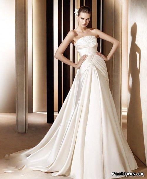 """Фото 1202895 в коллекции Мои фотографии - Свадебное ателье """"Оттенки белого"""""""
