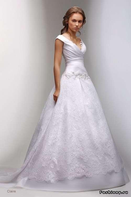 """Фото 1202899 в коллекции Мои фотографии - Свадебное ателье """"Оттенки белого"""""""