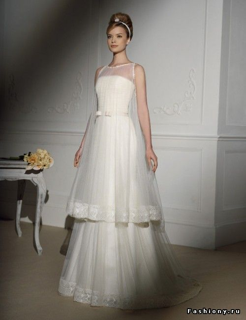 """Фото 1202921 в коллекции Мои фотографии - Свадебное ателье """"Оттенки белого"""""""